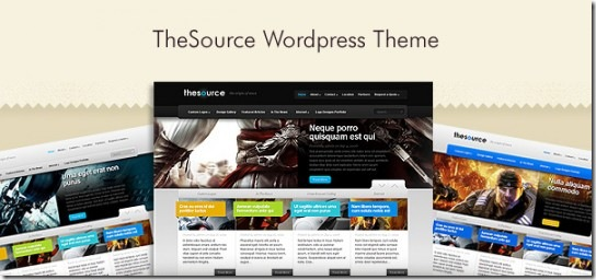 TheSource wordpress缩略图